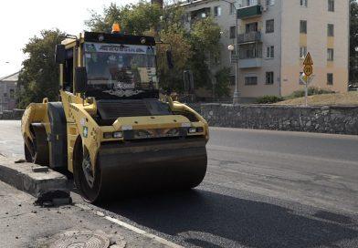 Почти 14 километров дорог капитально отремонтировали вэтом году вСтаром Осколе