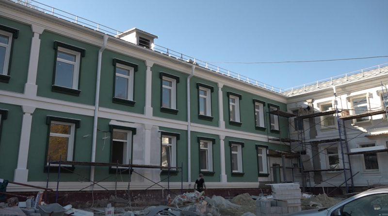 Центральная районная больница будущего