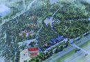 Парк вмикрорайоне Зеленый лог будет многофункциональным