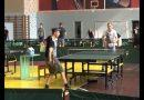 Настольный теннис.  «Вестник ПРОМАГРО» от 27 08 19