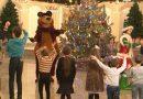 Активисты «Нового Поколения» провели Рождественский утренник для детей из многодетных семей