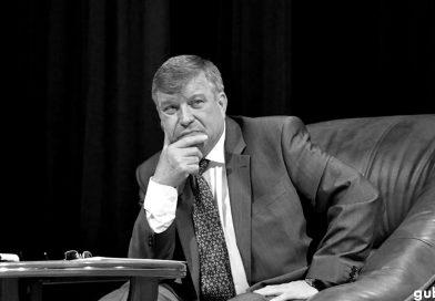 Скончался бывший мэр Губкина Анатолий Алексеевич Кретов