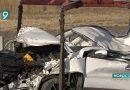 Смертельная авария на въезде в село Незнамово